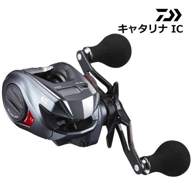 ダイワ キャタリナ IC 100SHL (左ハンドル) / ベイトリール (送料無料)