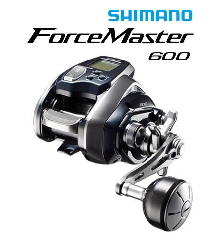 シマノ 18 フォースマスター 600 / 電動リール (送料無料)
