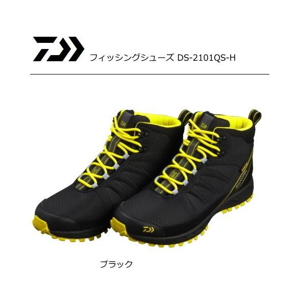 ダイワ フィッシングシューズ DS-2101QS-H ブラック 29cm (送料無料) (D01) (O01)