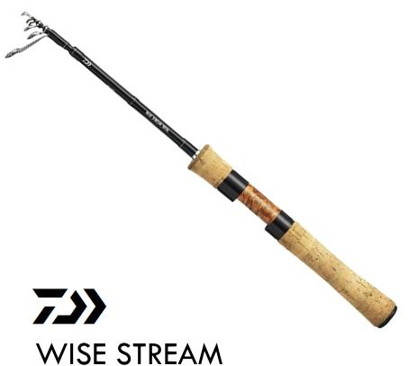 ダイワ ワイズストリーム 56TL (スピニングモデル) / トラウトロッド (O01) (D01) (セール対象商品)