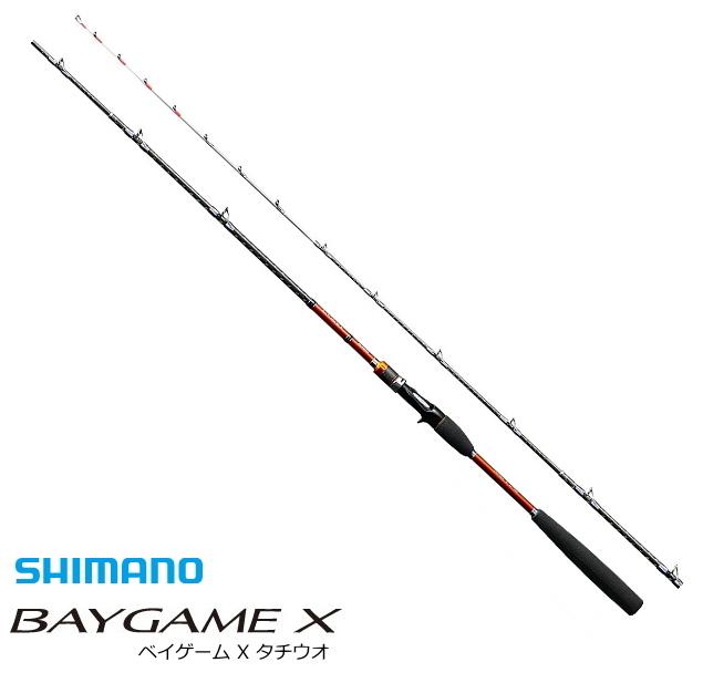 シマノ ベイゲーム X タチウオ 91 H185 / セール対象商品 (3/29(金)12:59まで)