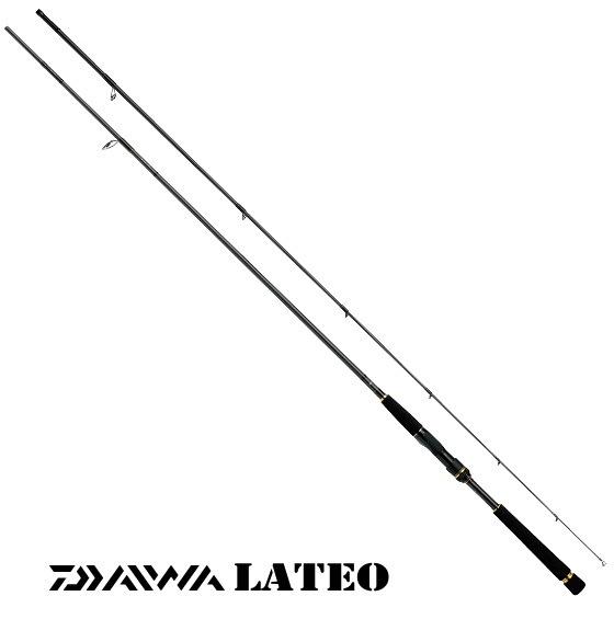 ダイワ ラテオ 100MH・Q / シーバスロッド (大型商品 代引不可) (O01) (D01)