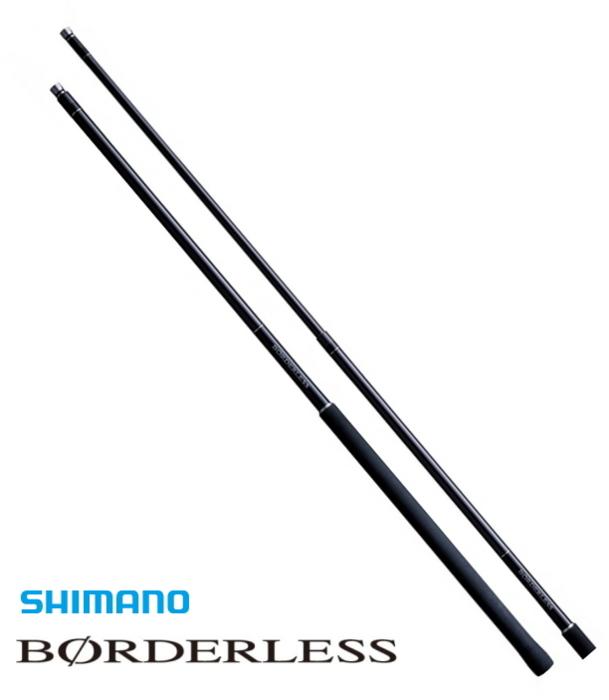 シマノ ボーダレス ランディングシャフト 550 (O01) (S01)