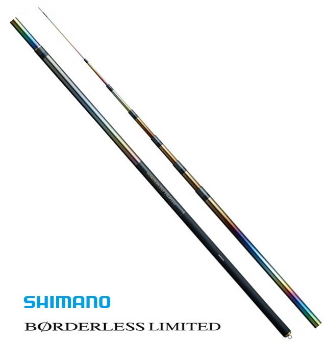 シマノ ボーダレス リミテッド GL (ガイドレス仕様 Pモデル) P720-T (S01) (O01)