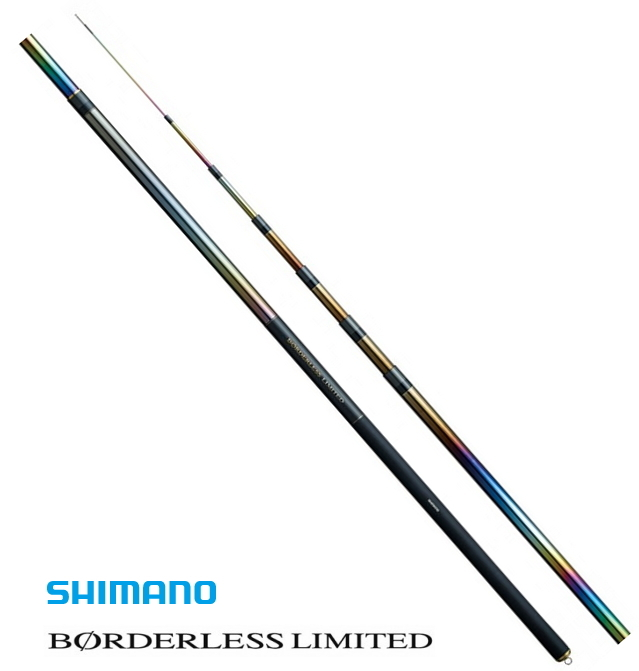 シマノ ボーダレス リミテッド GL (ガイドレス仕様 Pモデル) P810-T (S01) (O01)