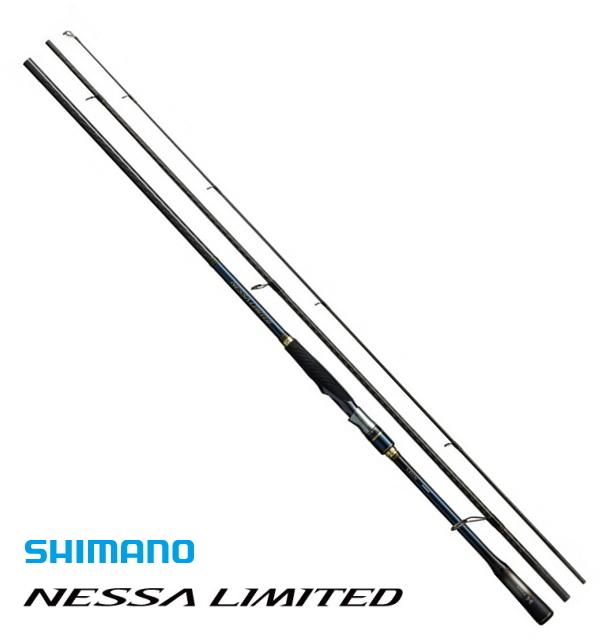 シマノ 18 ネッサ リミテッド S102M (S01) (O01)