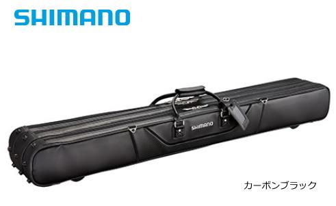シマノ へらロッドケースXT RC-012Q カーボンブラック 3層 / へらぶな用品 (S01) (O01) (大型商品 代引不可)