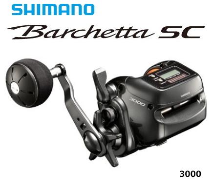 シマノ 18 バルケッタ SC 3000 / ベイトリール (送料無料) / セール対象商品 (3/4(月)12:59まで)