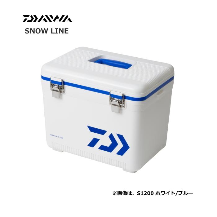 ダイワ スノーライン S1800 ホワイト/ブルー / クーラーボックス
