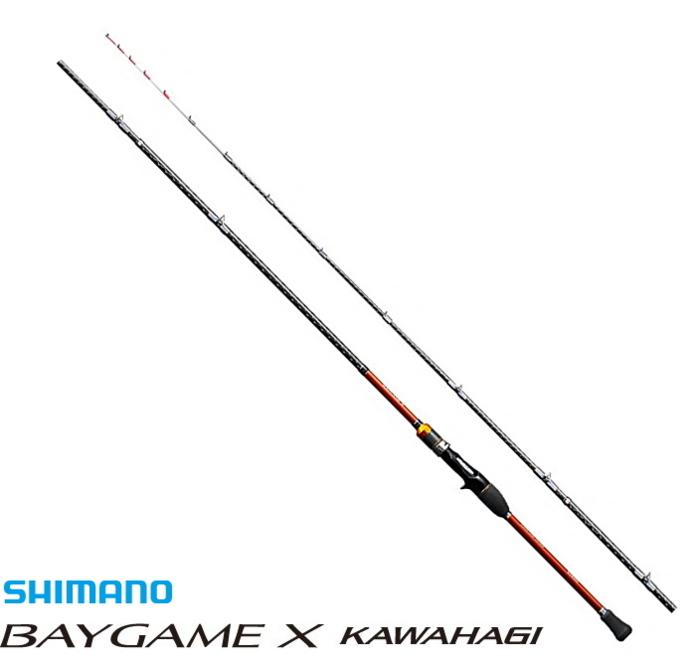 船竿 シマノ ベイゲーム X カワハギ MH180 (O01) (S01) (セール対象商品)