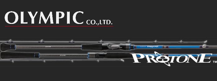 オリムピック 18 プロトン GPTS-632-1.5-MJ / マイクロジギングロッド / 船竿 (SP) (送料無料)