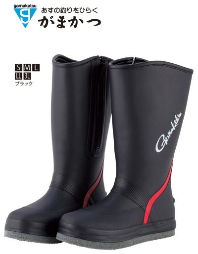 がまかつ フェルトスパイクブーツ GM-4526 S(24.5cm~25cm)サイズ / 磯ブーツ (送料無料) / セール対象商品 (12/26(木)12:59まで)