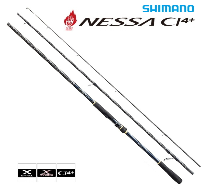 シマノ ネッサ CI4+ S1002M (S01) (O01)