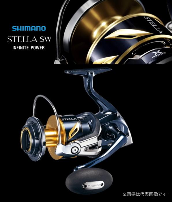 シマノ 19 ステラ SW 10000PG / スピニングリール (送料無料)