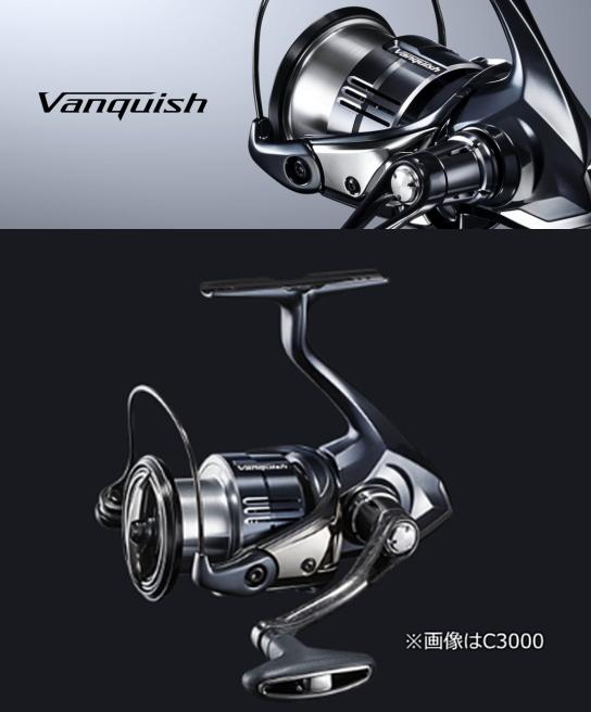 シマノ 19 ヴァンキッシュ C3000XG / スピニングリール (送料無料) / セール対象商品 (8/5(月)12:59まで)