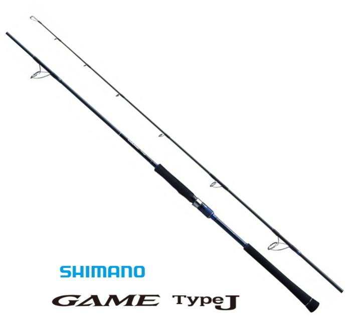 シマノ ゲーム タイプ J (スピニングモデル) S624 / ジギングロッド (O01) (S01) (大型商品 代引不可)