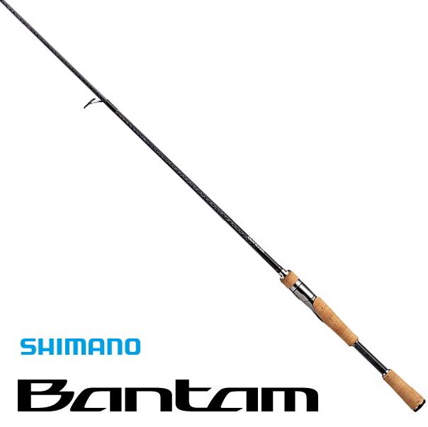 シマノ バンタム (Bantam) (スピニングモデル) 274M / バスロッド (O01) (S01) (SP) (大型商品 代引不可)