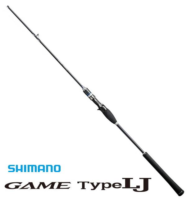 シマノ ゲーム タイプ LJ (ベイトモデル) B612-HP / ジギングロッド (O01) (S01) (セール対象商品)