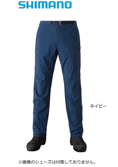 シマノ XEFO (ゼフォー) ゴア ウィンドストッパー(R) ボトム PA-241R ネイビー 3XL(4L)サイズ (S01) (O01) (送料無料)