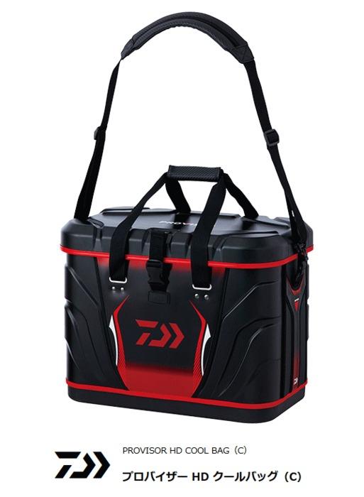 ダイワ プロバイザー HD クールバッグ 28 (C) ブラック (D01) (O01) / セール対象商品 (5/7(火)12:59まで)