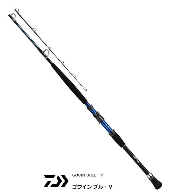 ダイワ ゴウイン ブル HH‐220・V / 船竿 (O01) (D01) (セール対象商品)