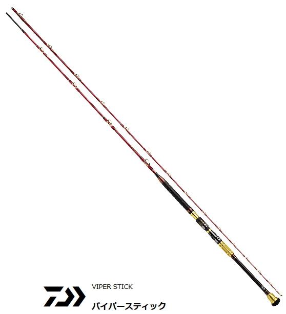 ダイワ バイパースティック S-270・Y / 船竿 (O01) (D01) (セール対象商品)