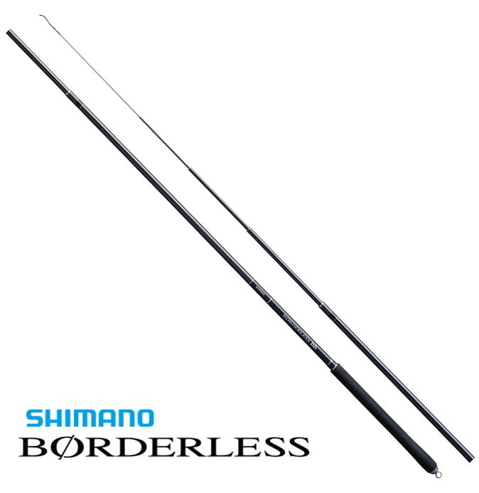 シマノボーダレス BB GL(ガイドレス仕様・Vモデル) V495-T (O01) (S01) (セール対象商品)
