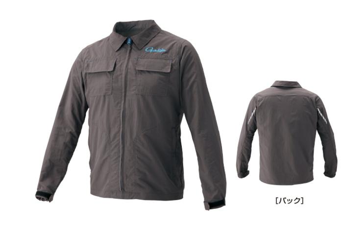 がまかつ NO FLY ZONE(R) フィールドジャケット GM-3563 グレー LLサイズ (お取り寄せ商品) / セール対象商品 (12/26(木)12:59まで)