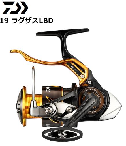 ダイワ 19 ラグザス 3000H-LBD / レバーブレーキ付きリール 【送料無料】 (D01) (O01) (セール対象商品)