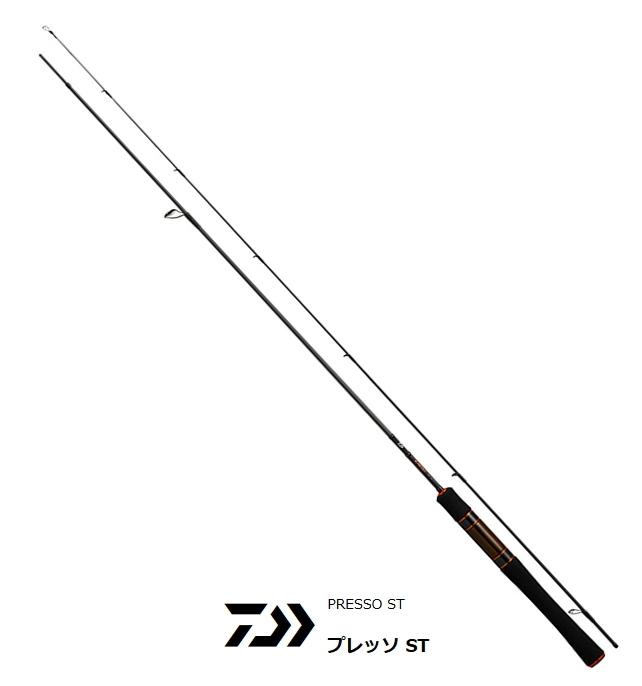 ダイワ プレッソ ST 62ML / トラウトロッド (D01) (O01) (セール対象商品)