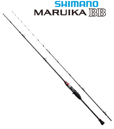 シマノ 19 マルイカ BB 82 SS155 / 船竿 (S01) (O01) (セール対象商品)
