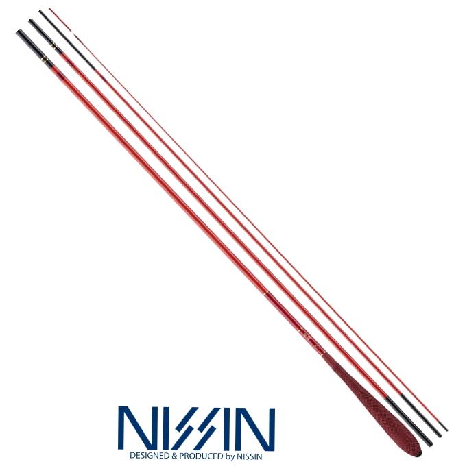 宇崎日新 朱刀 (しゅとう) 15尺 4.50m / ヘラ竿 (お取り寄せ商品) (セール対象商品)