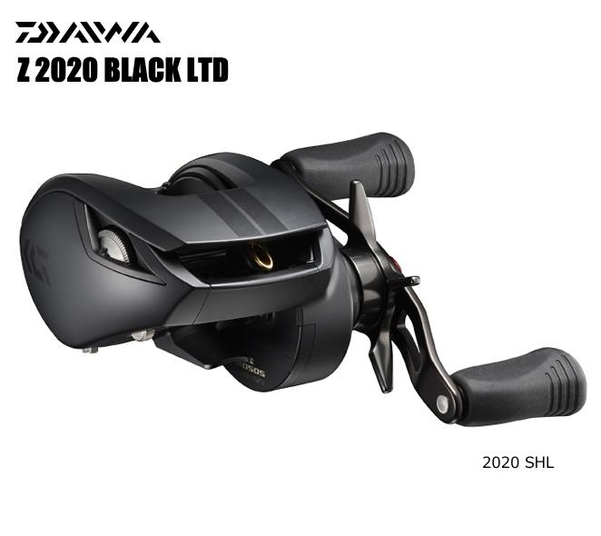 ダイワ Z 2020 BLACK LTD 2020 SHL 左ハンドル (送料無料) (D01) / セール対象商品 (3/4(月)12:59まで)