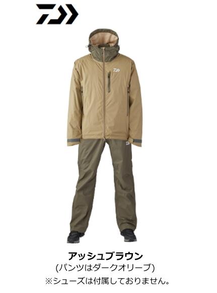 ダイワ レインマックス(R) レインスーツ DR-33020 アッシュブラウン Lサイズ / レインウェア 【送料無料】