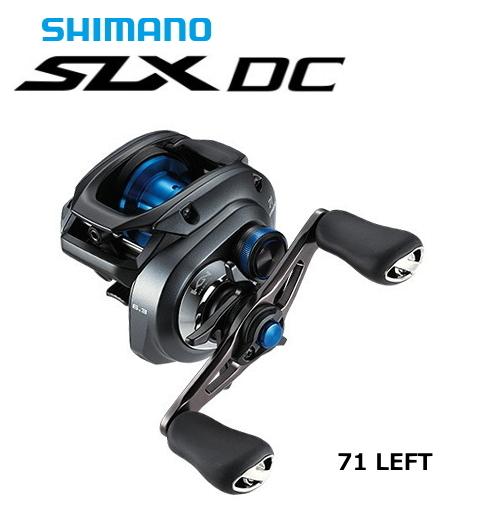 シマノ 20 SLX DC 71 (左ハンドル) / ベイトリール (送料無料) (S01) (O01) (セール対象商品)
