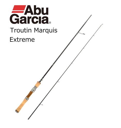 アブガルシア トラウティン マーキス エクストリーム TMarquis EXTREME TMES-522UL (スピニングモデル) / トラウトロッド (セール対象商品)
