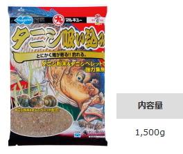 マルキュー タニシ吸い込み 1箱(15袋入り) [表示金額+送料別途](お取り寄せ商品) (セール対象商品)