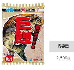 マルキュー 巨鯉 1箱(10袋入り) [表示金額+送料別途](お取り寄せ商品) (セール対象商品)