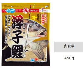 マルキュー 浮子鯉 (うきごい) 1箱(20袋入り) [表示金額+送料別途](お取り寄せ商品) (セール対象商品)