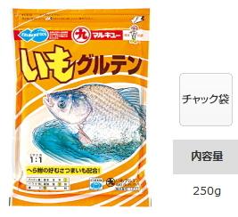マルキュー いもグルテン 1箱(30袋入り) (表示金額+送料別途) (お取り寄せ商品) (セール対象商品)