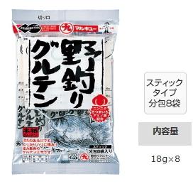 マルキュー 野釣りグルテン 1箱(30袋入り) (表示金額+送料別途) (お取り寄せ商品) (セール対象商品)