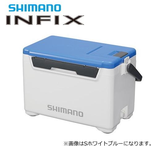 シマノ インフィクス ベイシス 270 UI-027Q Sホワイト / クーラーボックス 【送料無料】