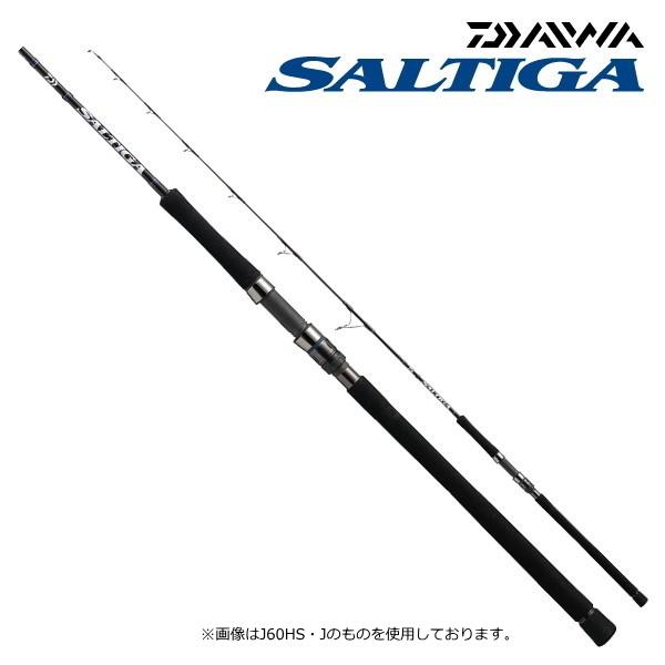 ダイワ ソルティガ J61LS・J / ジギングロッド (D01) (O01) (セール対象商品)