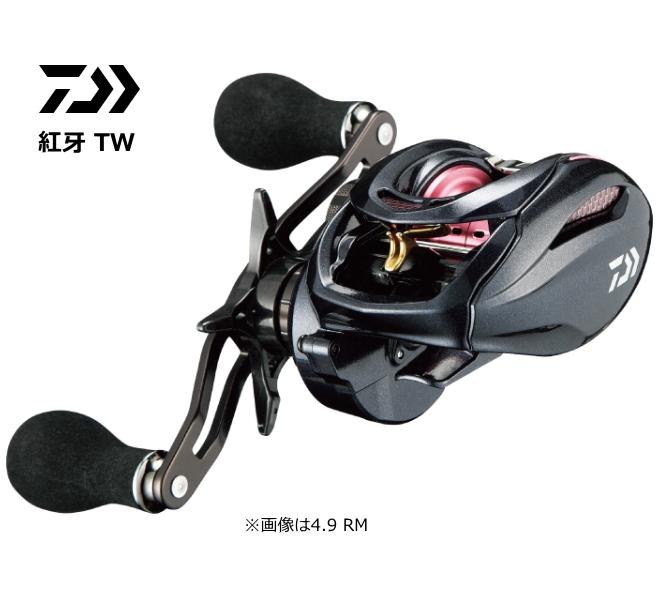 ダイワ 紅牙 TW 7.3R 右ハンドル / ベイトリール (送料無料)