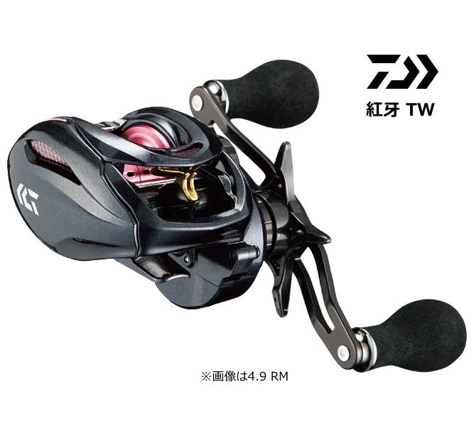 ダイワ 紅牙 TW 7.3L 左ハンドル / ベイトリール (送料無料)