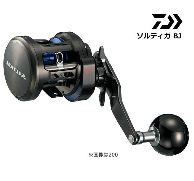 ダイワ ソルティガ BJ 200SHL 左ハンドル / ベイトリール (送料無料) (O01) (D01)