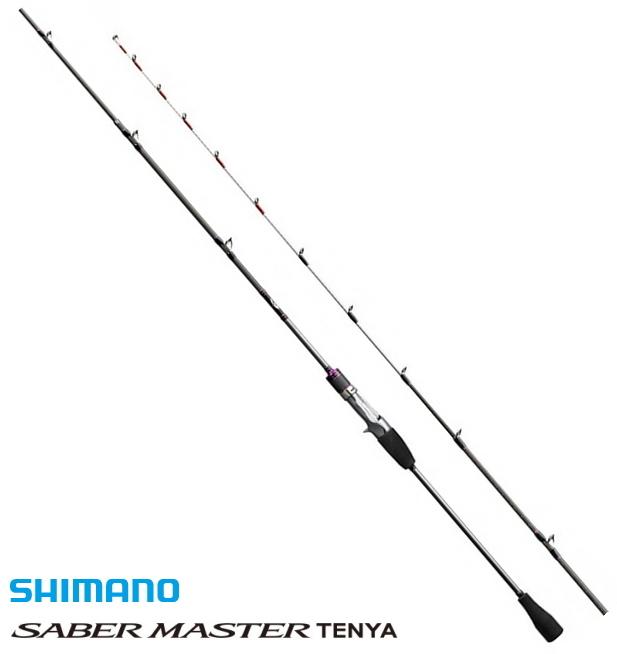 シマノ サーベルマスター テンヤ T64ML190 / 船竿 (S01) (O01) (セール対象商品)