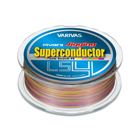 モーリス アバニ ジギング スーパーコンダクターPE LS4 600m 1.5号 / PEライン (O01) (セール対象商品)