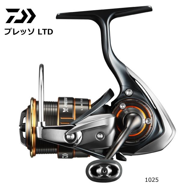 ダイワ 17 プレッソ LTD 1025 / スピニングリール (送料無料) (O01) (D01)