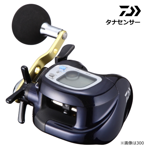 ダイワ 17 タナセンサー 400 / ベイトリール (O01) (D01) (送料無料) / セール対象商品 (3/29(金)12:59まで)